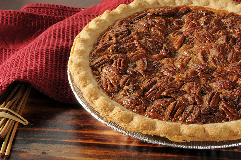 Pepper's Pecan Pie